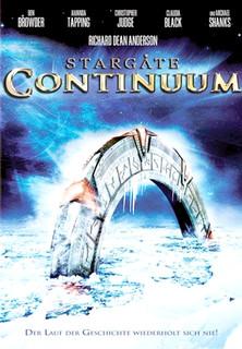 Stargate: Continuum stream