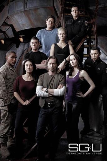 Stargate Universe stream
