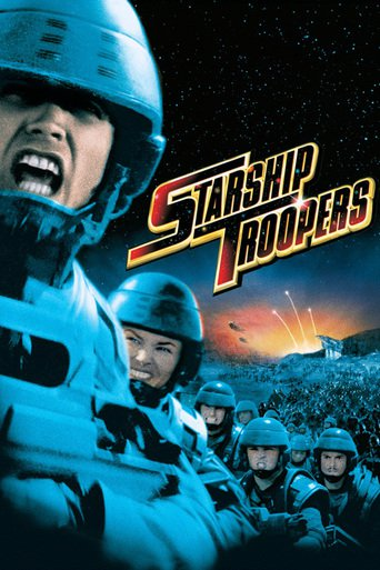 Starship Troopers stream