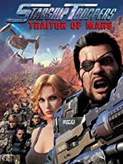 Starship Troopers: Traitor of Mars (4K UHD) stream