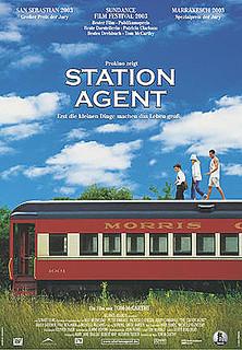 Station Agent stream