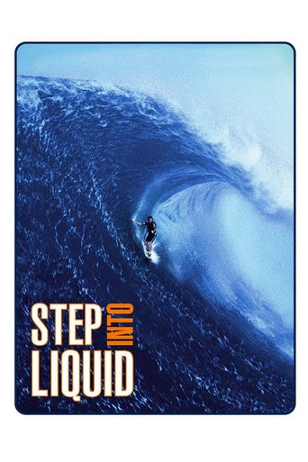 Step Into Liquid stream