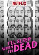 Steve Aoki: Schlafen kann ich noch, wenn ich tot bin stream