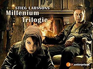 Stieg Larsson: Millennium Trilogie stream