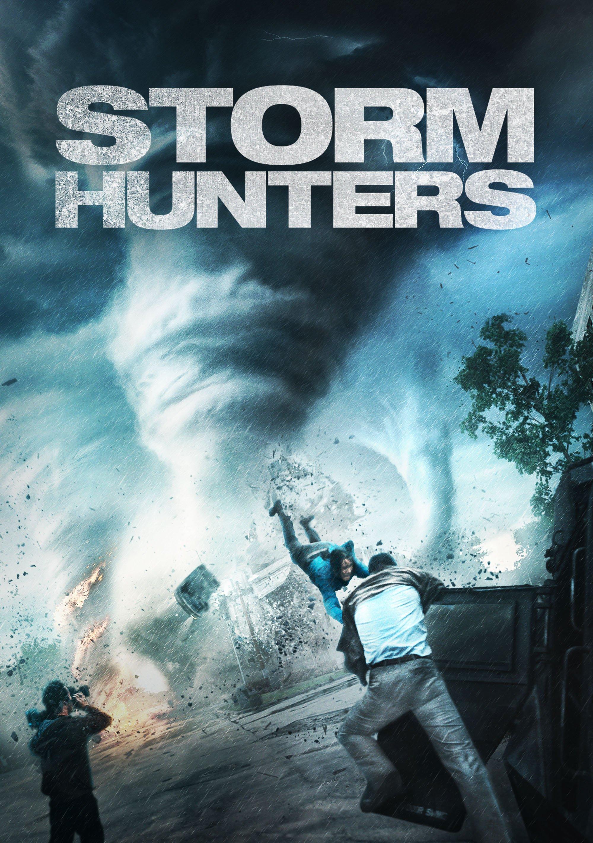 Storm Hunters (2014) stream
