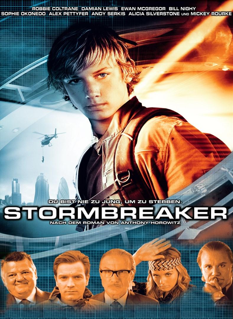 Stormbreaker stream