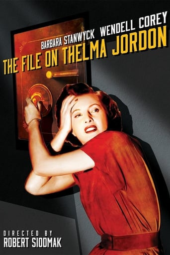 Strafsache Thelma Jordon stream