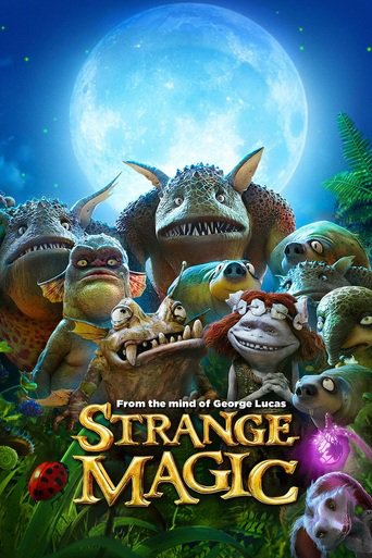 Strange Magic Stream