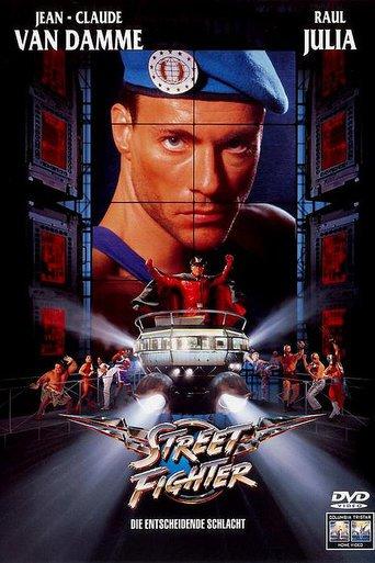Street Fighter - Die entscheidende Schlacht stream