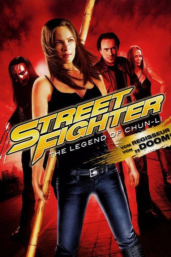 Street Fighter: The Legend of Chun-Li stream