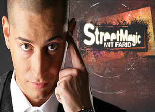 Street Magic mit Farid stream