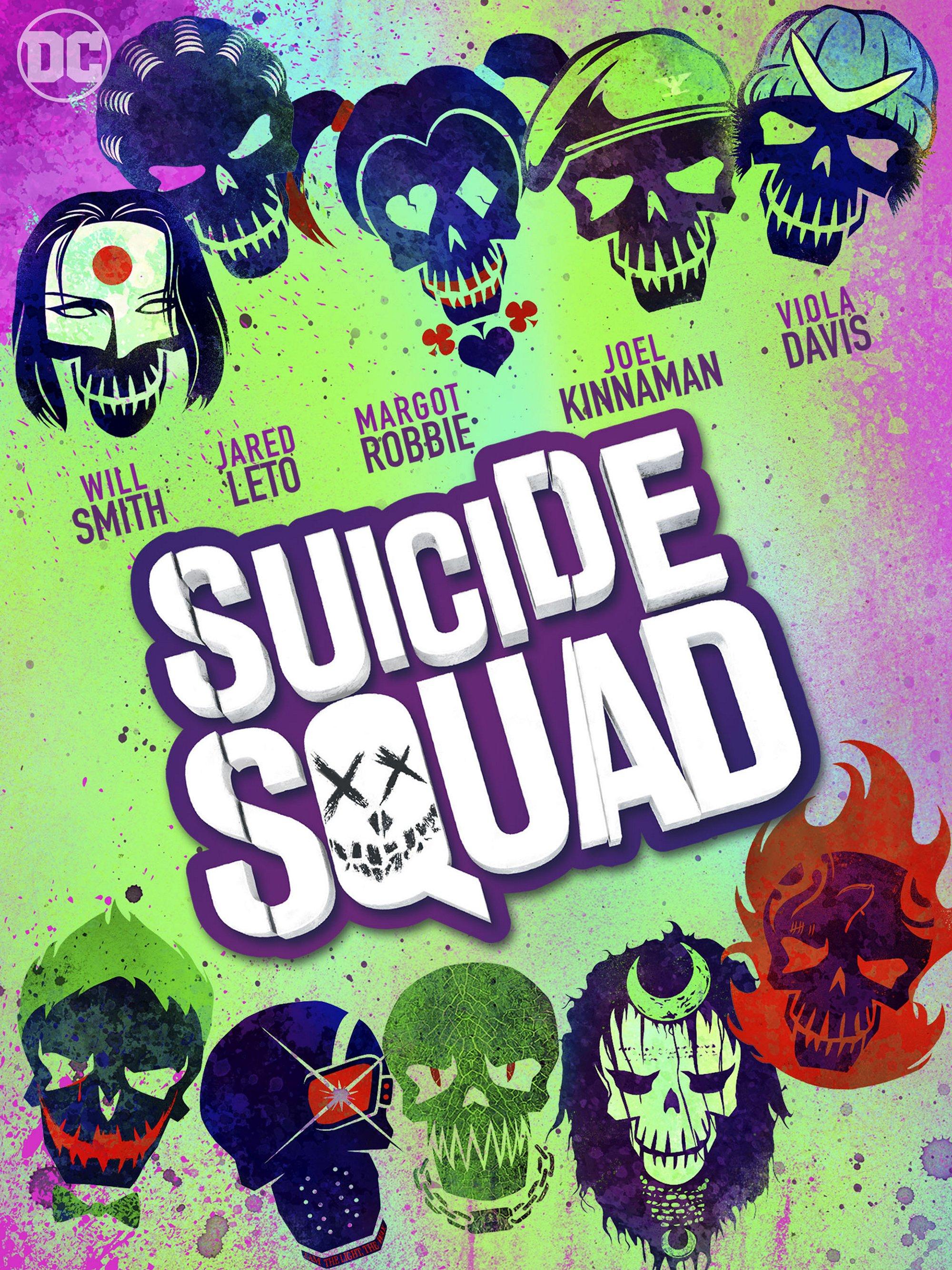 Suicide Squad (2016) Stream