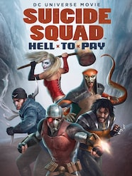 Suicide Squad: Hell to Pay stream