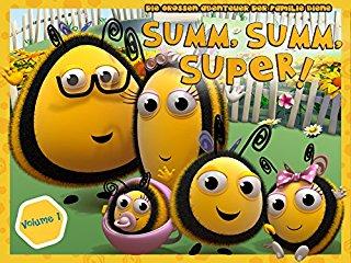 Summ, summ, super! ? Die großen Abenteuer der Familie Biene stream