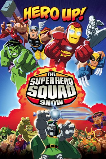 Super Hero Squad stream