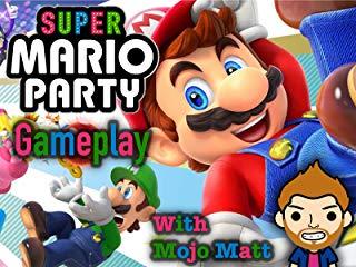 Super Mario Party Gameplay With Mojo Matt Stream