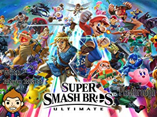 Super Smash Bros. Ultimate Playthrough With Mojo Matt stream