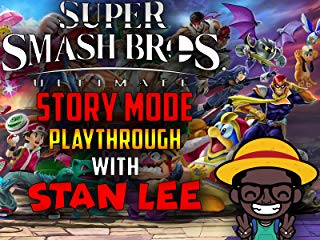 Super Smash Bros. Ultimate Story Mode Playthrough With Stan Lee stream
