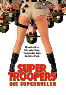 Super Troopers - Die Superbullen stream