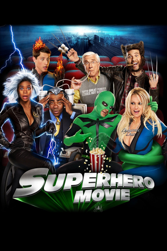 Superhero Movie stream