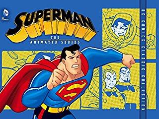 Superman: Die Zeichentrickserie stream