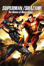 Superman/Shazam!: The Return of Black Adam stream
