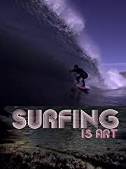 Surfing is Art Stream