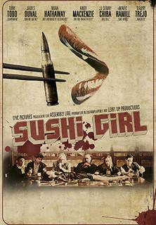 Sushi Girl stream