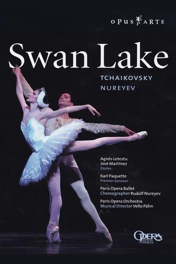 Swan Lake stream