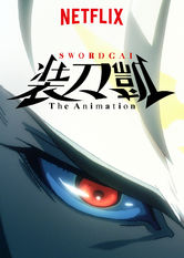 SWORDGAI The Animation stream