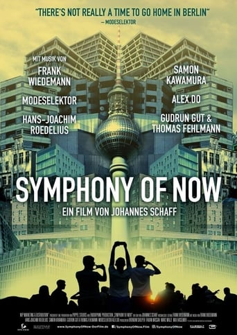 Symphony of Now - stream