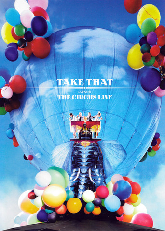 Take That - The Circus Live stream