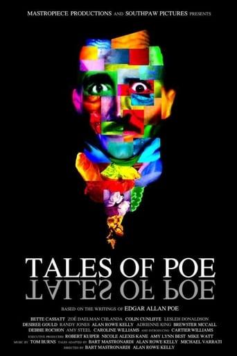 Tales of Poe: Geschichten des Grauens stream