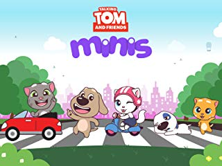 Talking Tom and Friends Minis stream
