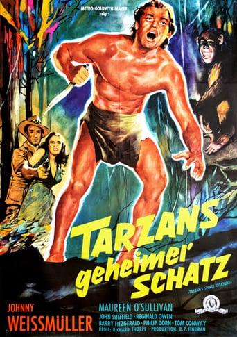 Tarzan's Secret Treasure stream