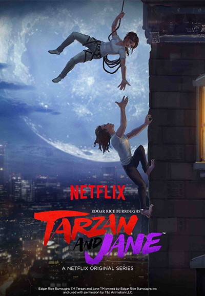 Film Tarzan und Jane Stream