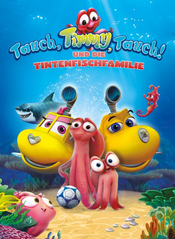 Tauch, Timmy, Tauch und die Tintenfischfamilie stream