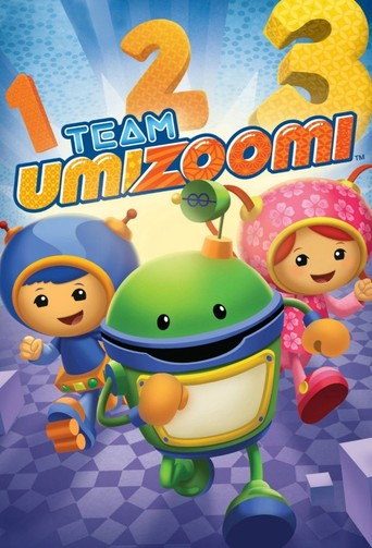 Team Umizoomi - stream