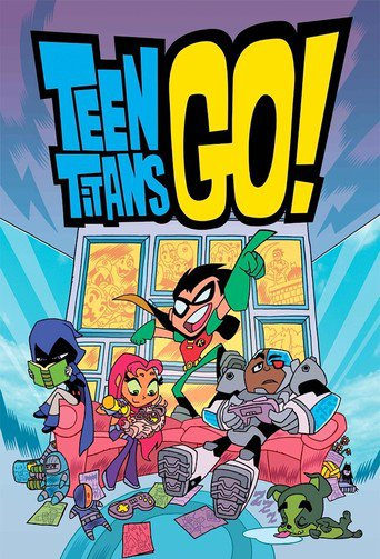 Teen Titans Go stream