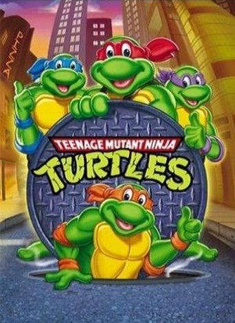 Teenage Mutant Ninja Turtles stream