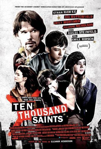 Ten Thousand Saints stream