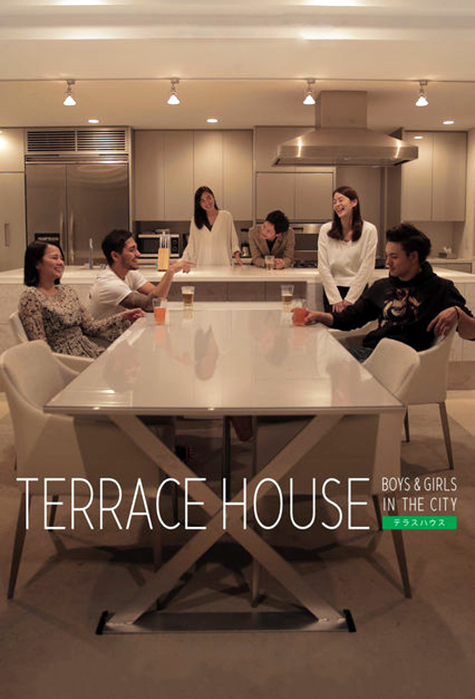 Terrace House: Boys & Girls in the City - stream