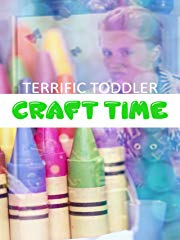 Terrific Toddler: Craft Time stream