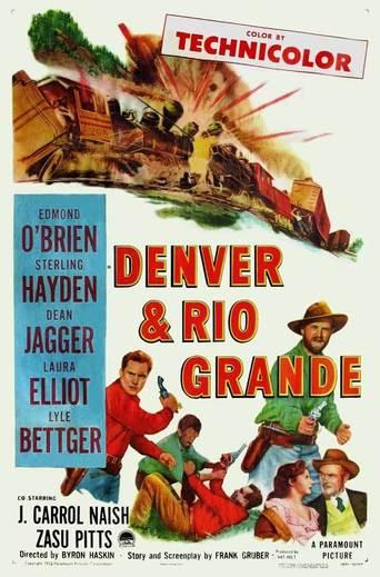 Terror am Rio Grande stream