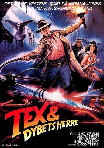 Tex und das Geheimnis der Todeshöhlen stream