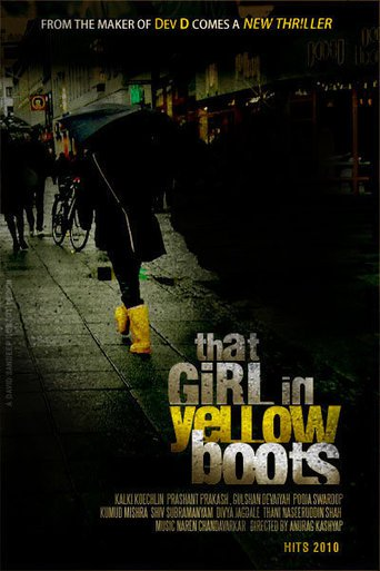 That Girl in Yellow Boots stream