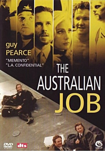 The Australian Job stream
