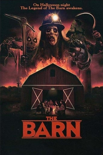 The Barn Stream