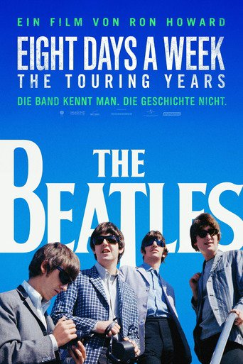 The Beatles: Eight Days a Week - The Touring Years stream