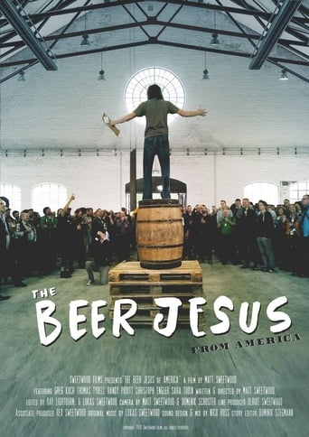 The Beer Jesus from America stream